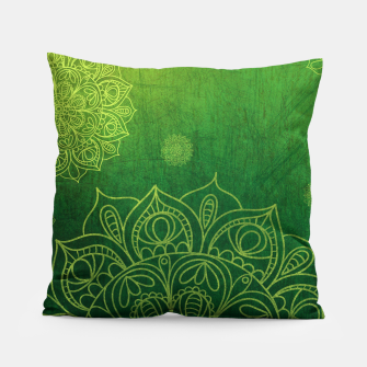 Thumbnail image of Greenery Divina Pillow, Live Heroes