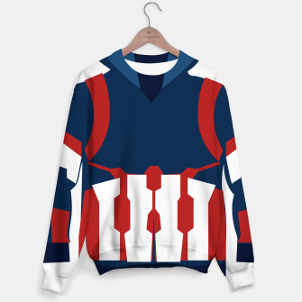 Thumbnail image of Defense Suit Sweater, Live Heroes