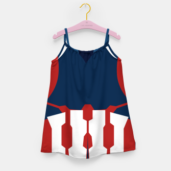 Thumbnail image of Defense Suit Girl's Dress, Live Heroes