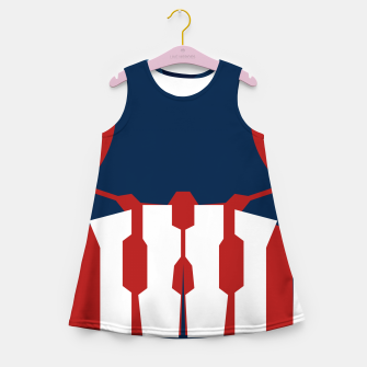 Thumbnail image of Defense Suit Girl's Summer Dress, Live Heroes