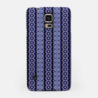 Thumbnail image of Blue Caterpillar Crawl Samsung Case, Live Heroes