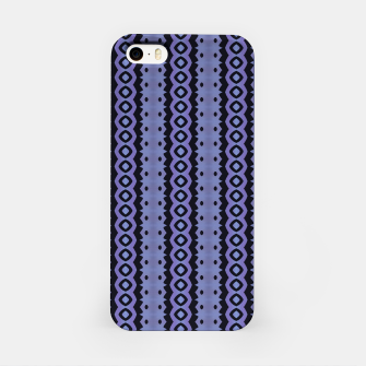 Thumbnail image of Blue Caterpillar Crawl iPhone Case, Live Heroes