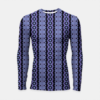 Thumbnail image of Blue Caterpillar Crawl Longsleeve Rashguard , Live Heroes