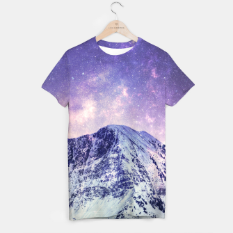 Thumbnail image of Starry Worlds T-shirt, Live Heroes