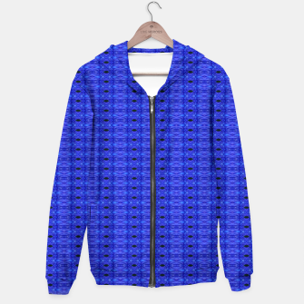 Thumbnail image of Blue Swags Hoodie, Live Heroes