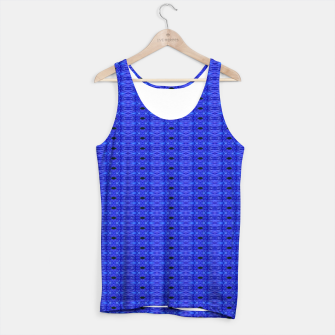 Thumbnail image of Blue Swags Tank Top, Live Heroes
