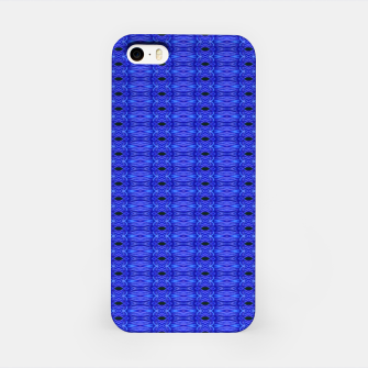 Thumbnail image of Blue Swags iPhone Case, Live Heroes