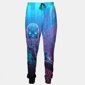 Thumbnail image of Artificial Secrets Sweatpants, Live Heroes