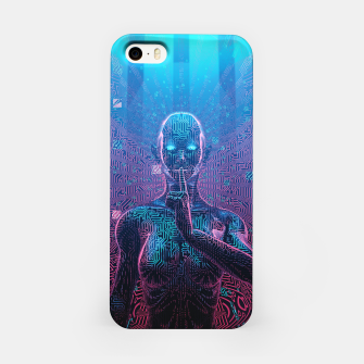 Thumbnail image of Artificial Secrets iPhone Case, Live Heroes