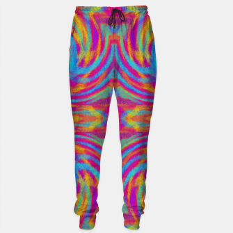Thumbnail image of Bright Swirls Sweatpants, Live Heroes
