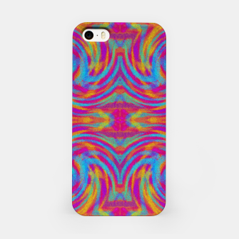 Thumbnail image of Bright Swirls iPhone Case, Live Heroes