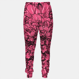 Thumbnail image of Pink Flower Sweatpants, Live Heroes