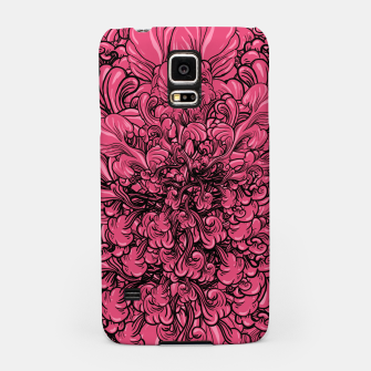 Thumbnail image of Pink Flower Samsung Case, Live Heroes