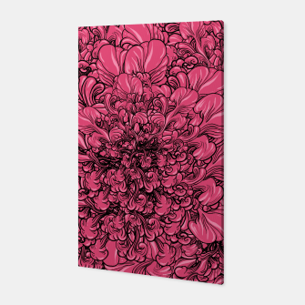 Thumbnail image of Pink Flower Canvas, Live Heroes
