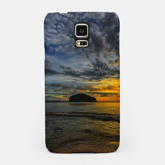 Thumbnail image of Beautiful coast at sunset Samsung Case, Live Heroes