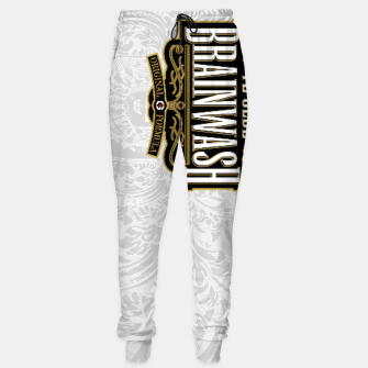 Thumbnail image of Ye Olde BRAINWASH Sweatpants, Live Heroes