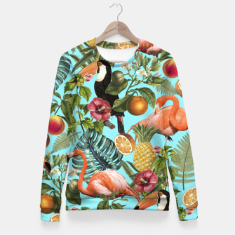 The Tropics v2 Fitted Waist Sweater Bild der Miniatur