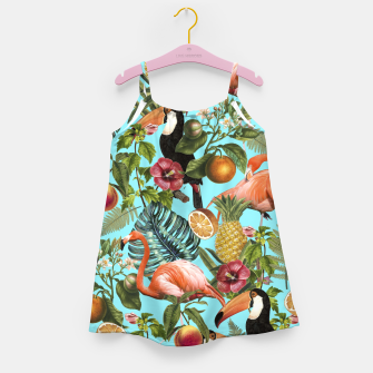 Thumbnail image of The Tropics v2 Girl's Dress, Live Heroes