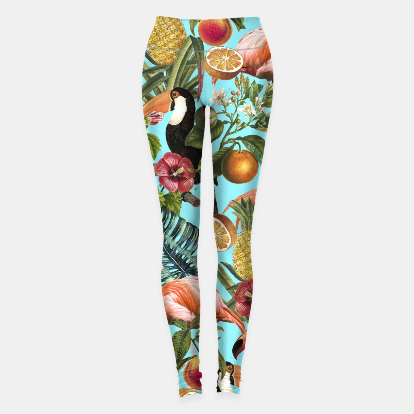 Foto The Tropics v2 Leggings - Live Heroes