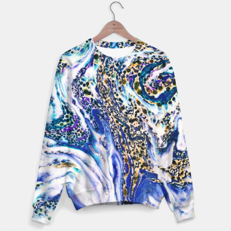 Thumbnail image of Blue Acid Sweater, Live Heroes