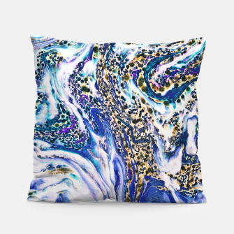 Thumbnail image of Blue Acid Pillow, Live Heroes