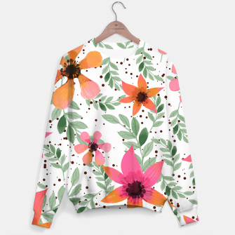 Thumbnail image of Autumn Flora Sweater, Live Heroes