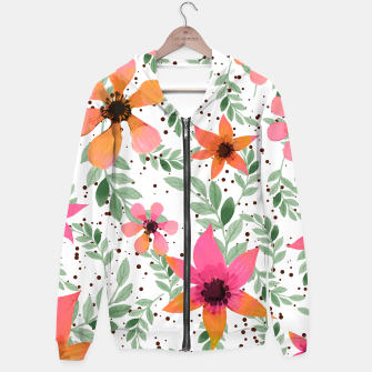 Thumbnail image of Autumn Flora Hoodie, Live Heroes