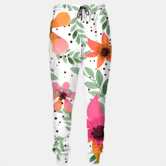 Thumbnail image of Autumn Flora Sweatpants, Live Heroes