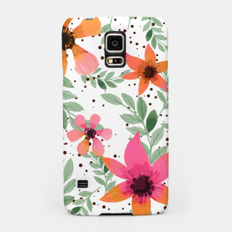 Thumbnail image of Autumn Flora Samsung Case, Live Heroes