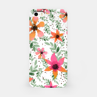 Thumbnail image of Autumn Flora iPhone Case, Live Heroes