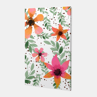 Thumbnail image of Autumn Flora Canvas, Live Heroes