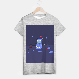 Thumbnail image of Dusky Arcade T-shirt regular, Live Heroes