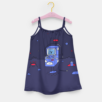 Thumbnail image of Dusky Arcade Girl's Dress, Live Heroes