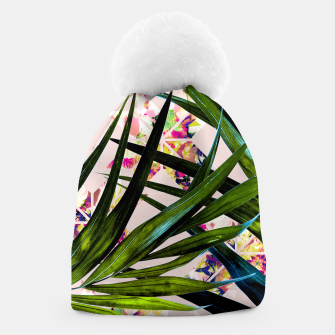 Thumbnail image of Leaves on mosaic Gorro, Live Heroes