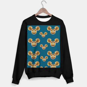 Thumbnail image of This is a wood cartoon circle mouse Sweater regular, Live Heroes