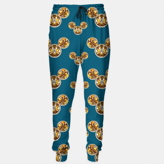 Thumbnail image of This is a wood cartoon circle mouse Sweatpants, Live Heroes