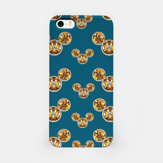Thumbnail image of This is a wood cartoon circle mouse iPhone Case, Live Heroes