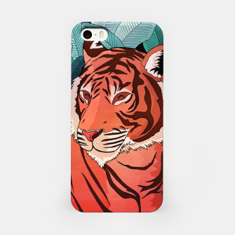 Miniatur Tiger in the jungle iPhone Case, Live Heroes