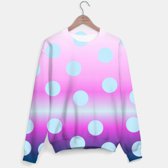 Thumbnail image of dots on top Sweater, Live Heroes