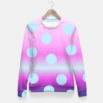 Thumbnail image of dots on top Fitted Waist Sweater, Live Heroes