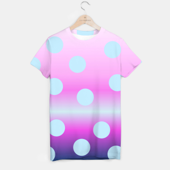 Thumbnail image of dots on top T-shirt, Live Heroes