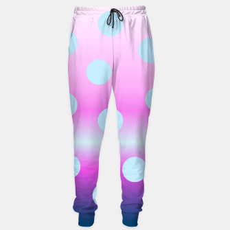 Thumbnail image of dots on top Sweatpants, Live Heroes