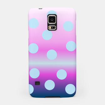 Thumbnail image of dots on top Samsung Case, Live Heroes