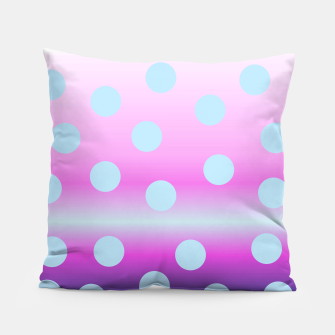 Thumbnail image of dots on top Pillow, Live Heroes