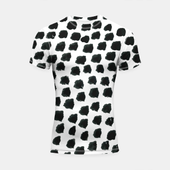Thumbnail image of repetition of form Shortsleeve Rashguard, Live Heroes