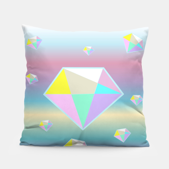 Miniatur Happy Holidays Pillow, Live Heroes