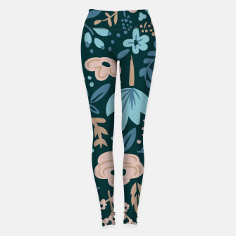 Thumbnail image of HypnoTypo Leggings, Live Heroes