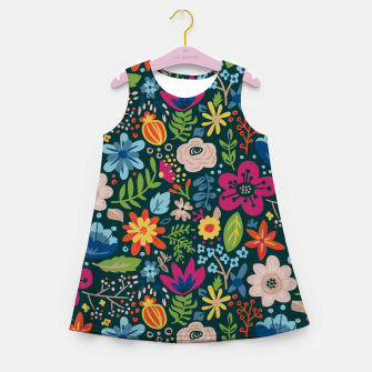 Thumbnail image of Field Girl's Summer Dress, Live Heroes