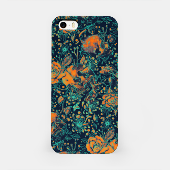 Thumbnail image of Life and Death Pattern iPhone Case, Live Heroes