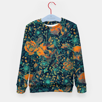Thumbnail image of Life and Death Pattern Kid's Sweater, Live Heroes